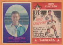 Blackburn Rovers Ronnie Clayton England 4